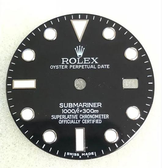 Refined Rolex Submariner Black Dial 1000ft/300m