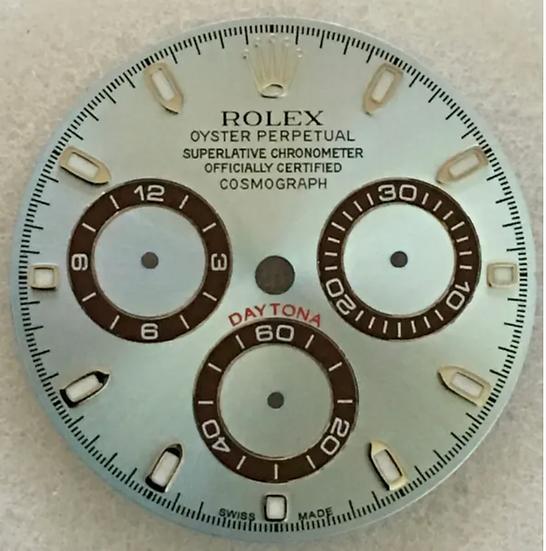 Refined Cosmograph Daytona Ice Blue Dial