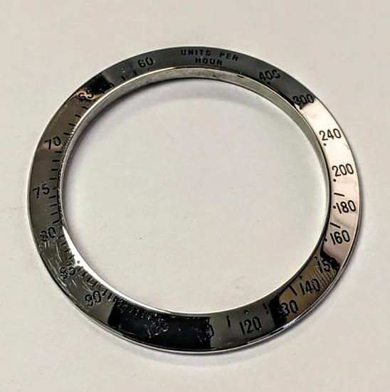 Rolex Daytona Bezel in Stainless Steel