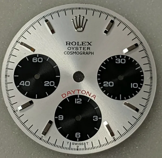 Refined Rolex Paul Newman Dial for Manual Winding Models