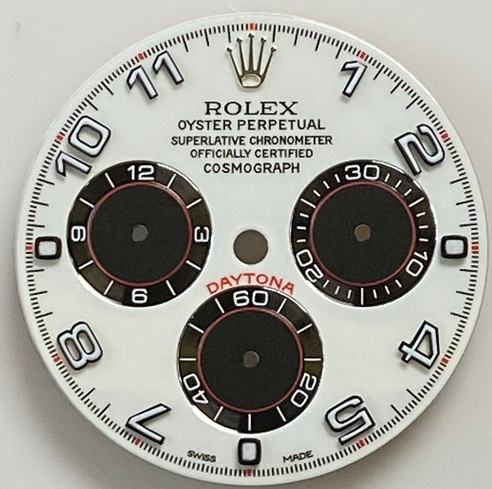 Refined Rolex Cosmograph Daytona Panda Dial