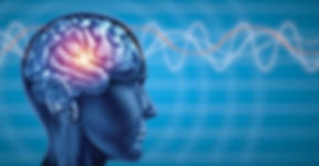 Biofeedback to help manage anxiety and depression.  Deep breathing skills