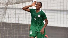 Will Rasheedat Ajibade score a bucket load of goals in Spain?