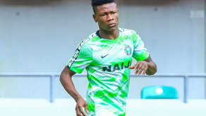 Samuel Kalu: does he still have a place with the Super Eagles?