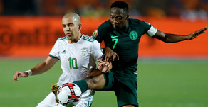Nigeria 0:1 Algeria - Player ratings for the Super Eagles