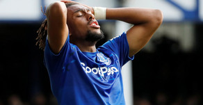 Why is Alex Iwobi Struggling Badly at Everton?