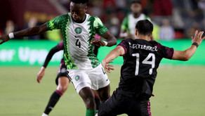 Why Did the Home Based Super Eagles Struggle Against Mexico?