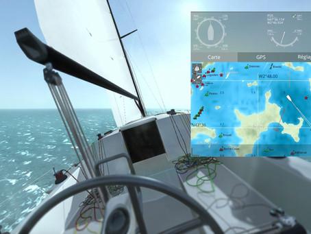 Abréviation GPS sur un bateau (TWA, TWS, SOG, COG...)