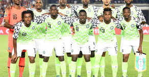 Breaking news: speculated Super Eagles starting line up against Algeria presented
