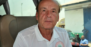Nigeria has no goalkeeper crisis – Coach Gernot Rohr