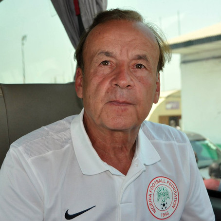 Brazil friendly - a barometer to measure Rohr's ability to learn from the past