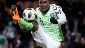 Odion Ighalo: should fans be delighted if he returns to the Super Eagles?