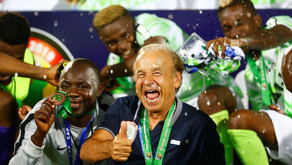 Is it hopeless to think Nigeria can win the World Cup like Gernot Rohr suggested?