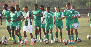 Nigeria settle for Bronze; loss to Ghana still hurts