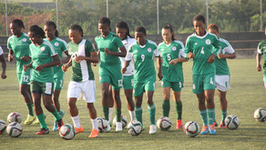 Falconets star set for tournament experience ahead of world cup