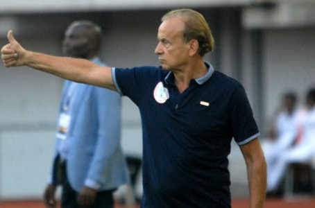 Super Eagles remain focused ahead of World Cup despite recent results: Gernot Rohr