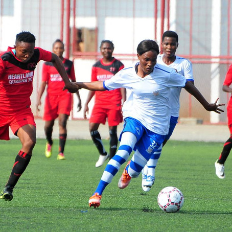 Nigerian Women Football Round Up