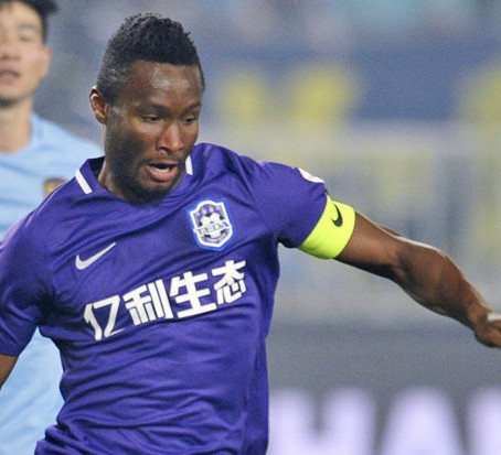 England is a special place - Mikel Obi