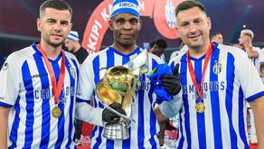 Ndubuisi Egbo: named coach of the year, was his sack by Tirana sensible?