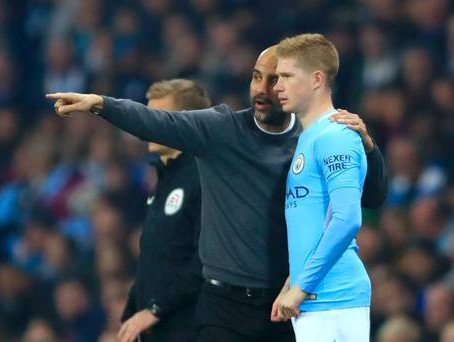 Guardiola targets Chelsea's record league points despite being champions
