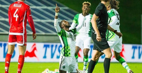 Reflection : how did Super Eagles players perform against Tunisia?