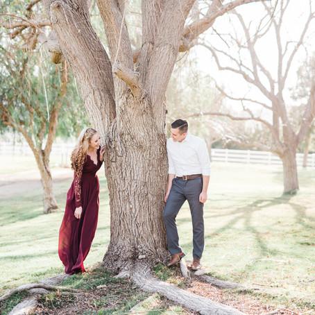 Jake and Cierra Engagement