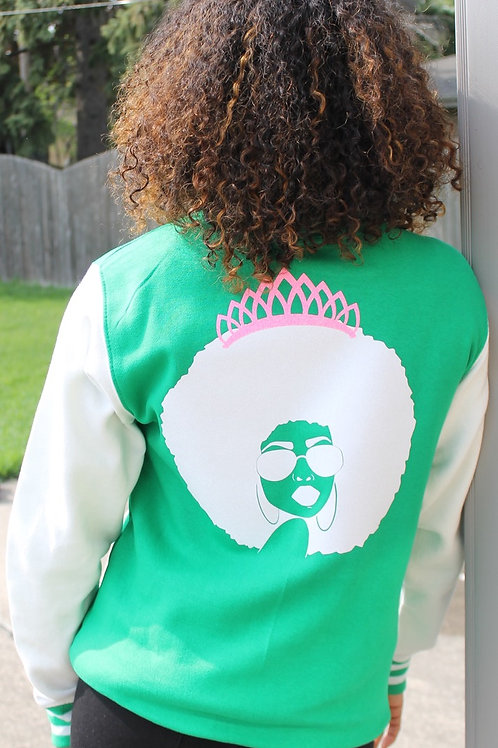 Queen Varsity Jacket