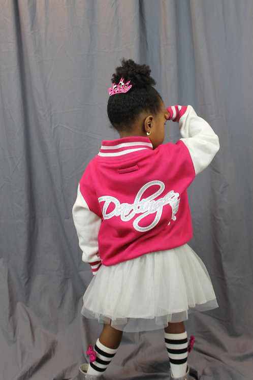 Darlings Varsity Jacket