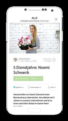 Involve Mitarbeiter-App News