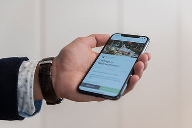 Involve Mitarbeiter-App, Ansicht Umfrage