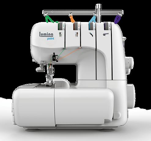 Maquina de coser lumina point