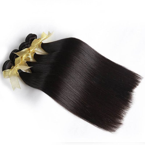 Silky Straight 100% Human Hair