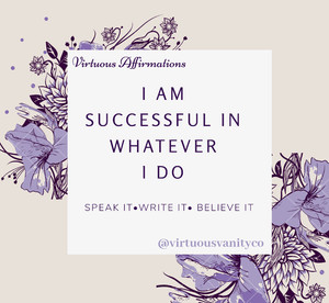 25 Affirmations for Successful Business Women