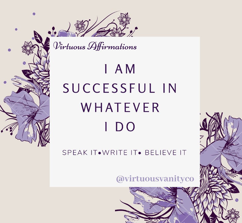 25Affirmations for Successful BusinessWomen