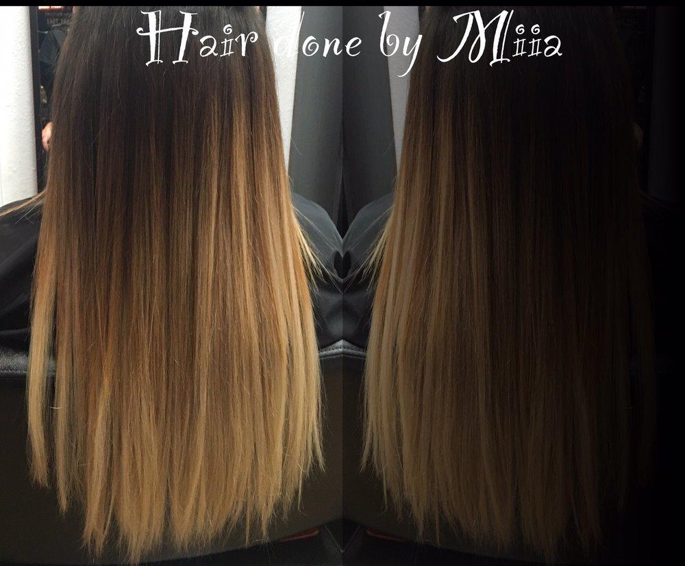 Hair Pleasures Miia