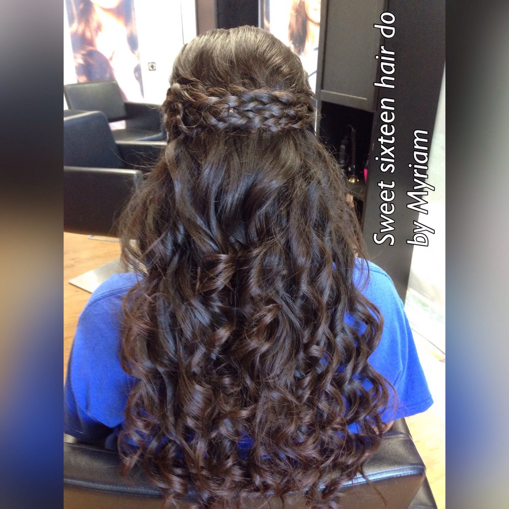 hair Pleasures Salon Myriam