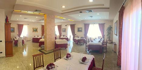 Sala ristorante San Raffaele