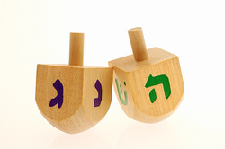 Hanukkah Dreidels