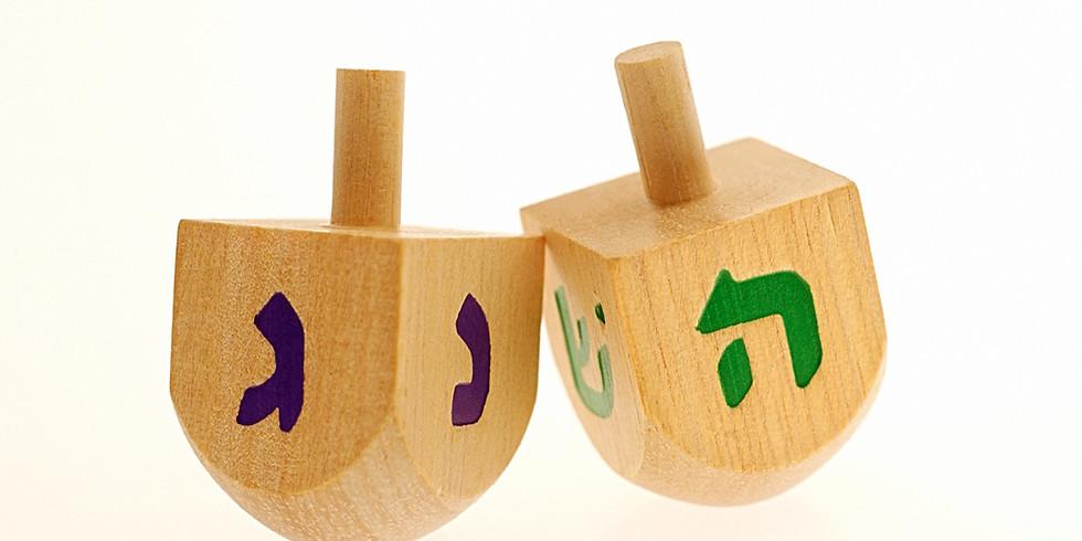 Pre Chanukah & Torah Talks