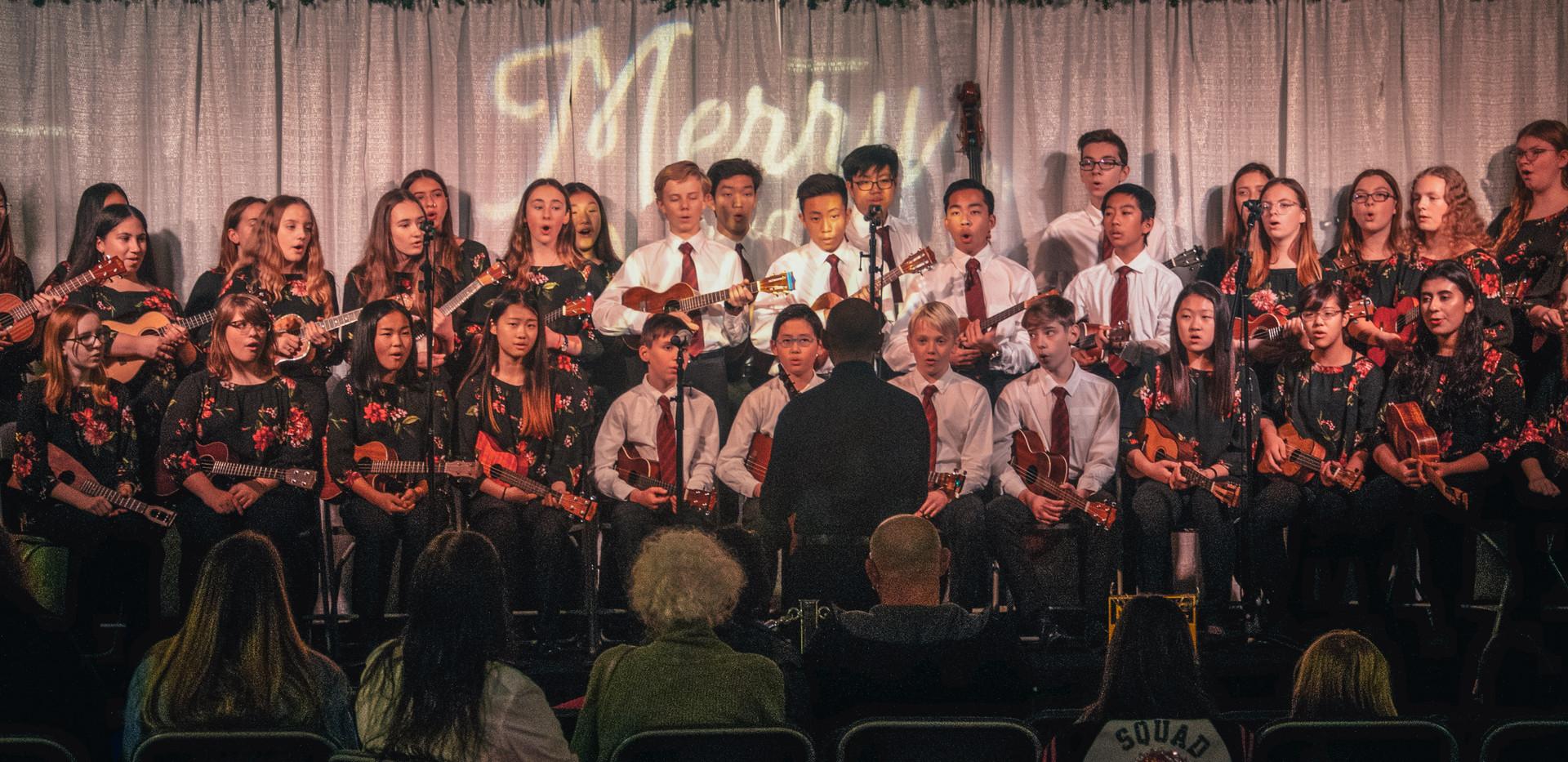 LUA Senior A Ensemble