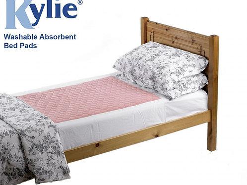 Kylie Bed Pad - 91 x 91cm - Pink