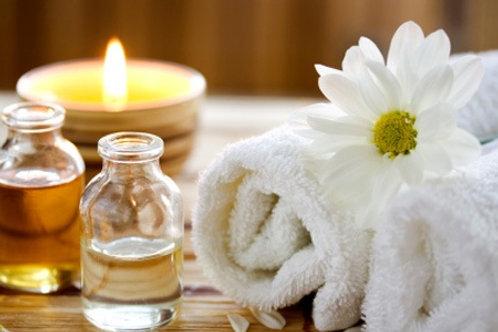 Aroma Öl Paar Massage 60 min.