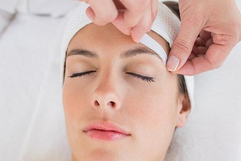 Haarentfernung Augenbrauen für Sie