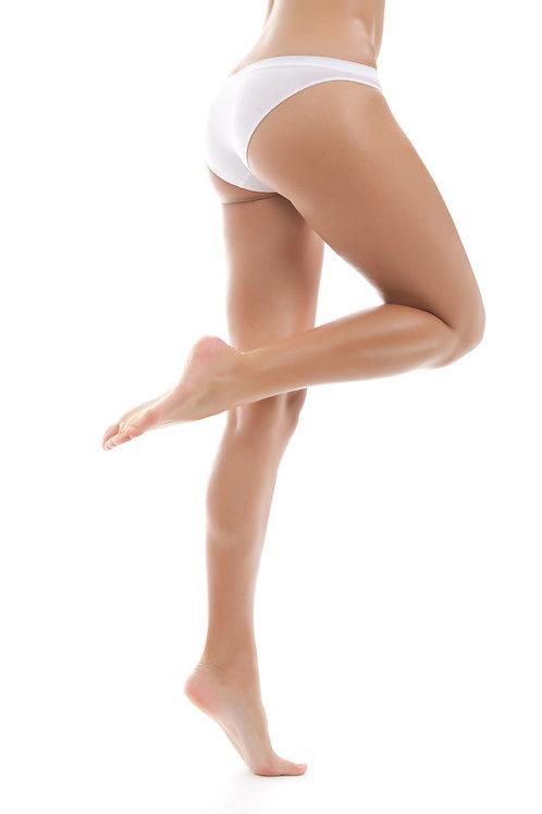 Haarentfernung Beine Komplett für Sie
