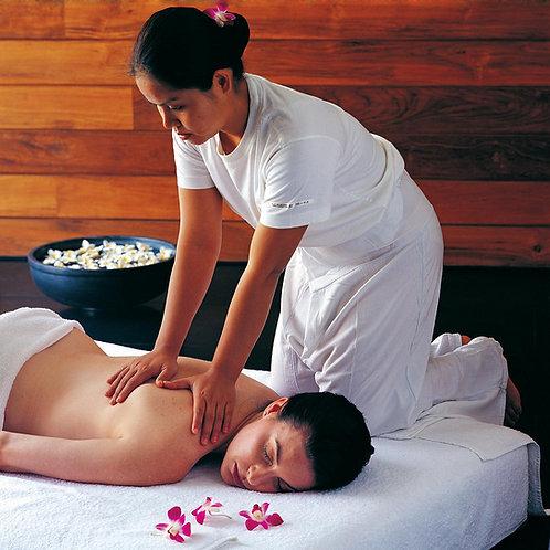 Thai Therapie Massage mit Öl 90 min.