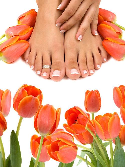 Haarentfernung Zehen für Sie