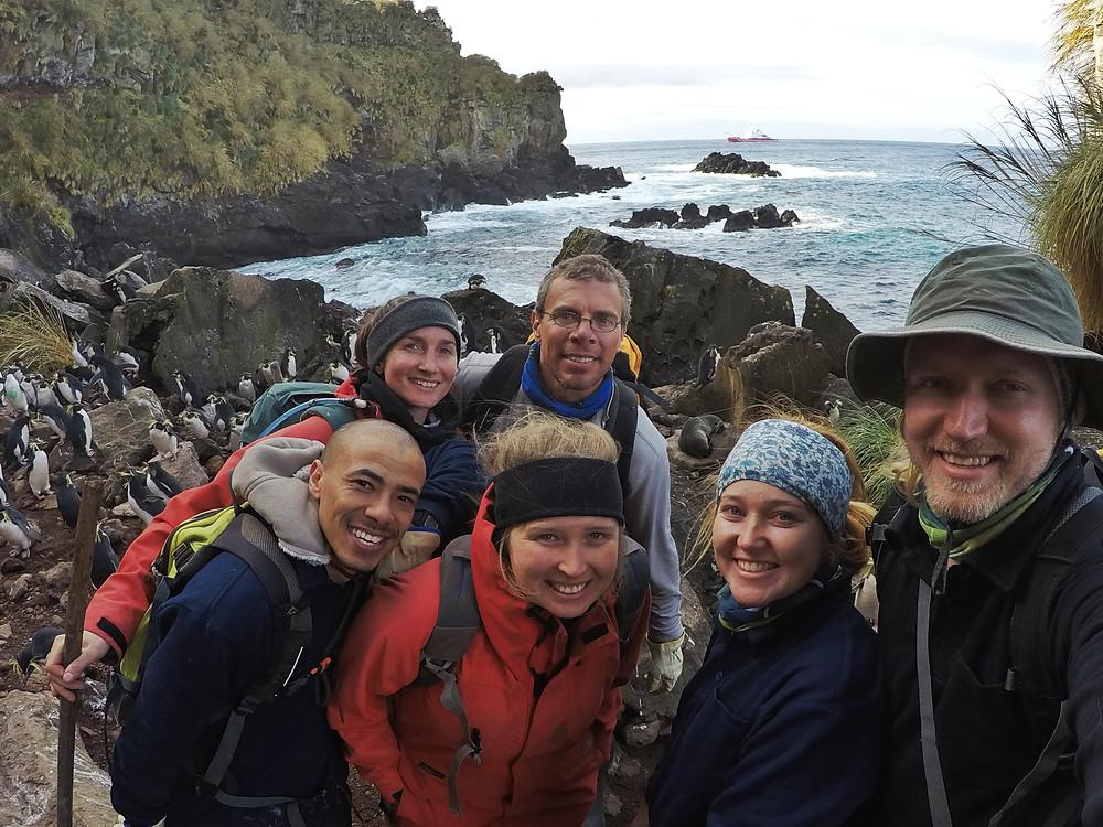 Exploring Gough Island! (C. Jones)
