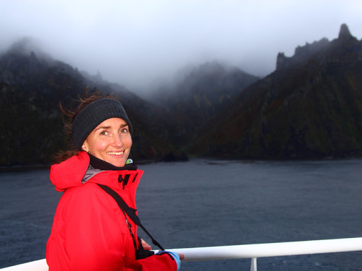 Work, Life and Birds on Gough Island