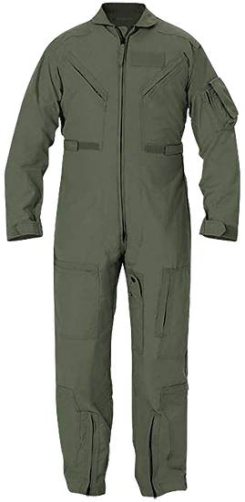 The Flightsuit you flew in