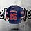 Thumbnail: Tropidelic 'CUSTOM Crop Top' Baseball Jersey